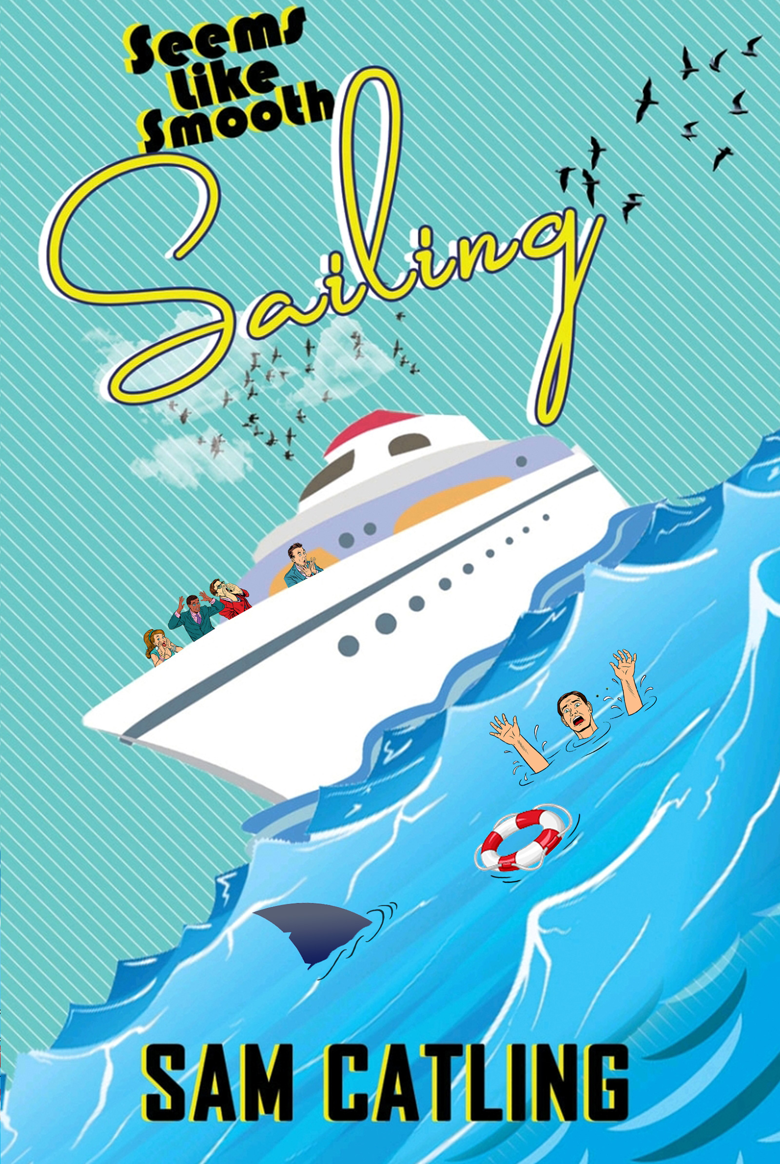 Seems Like Smooth Sailing: New Memoir Throws Readers into Deep End of Truth About Life on a Cruise Ship…