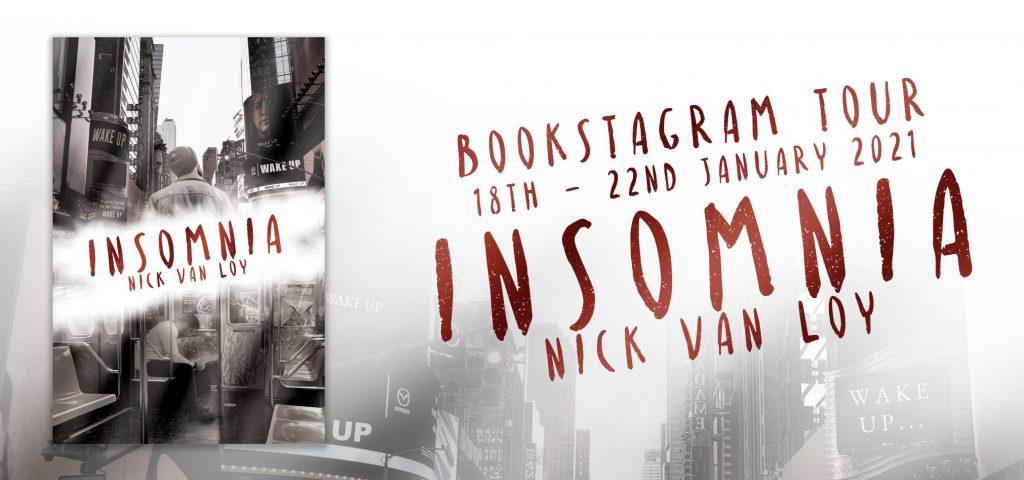 Insomnia Bookstagram Tour
