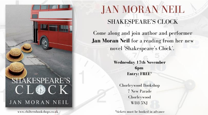 Jan Moran Neil Chorleywood